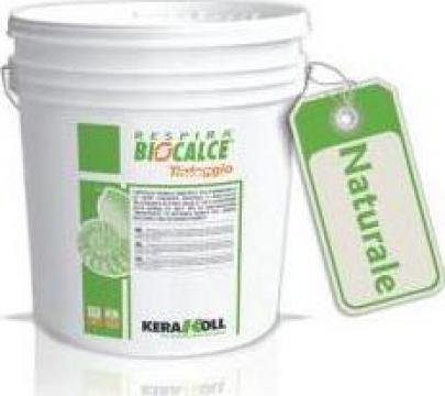 Vopsea de var naturala Biocalce Tinteggio - Kerakoll