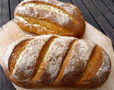 Premix pentru paine taraneasca baza de la Real Tdc Business Srl
