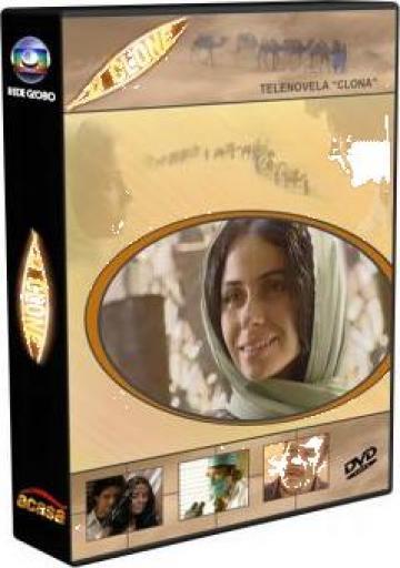 DVD, Clona (O Clone, 2001) cu subtitrare