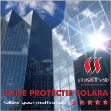Folie reflexiva protectie solara geamuri de la Motiva Network Srl