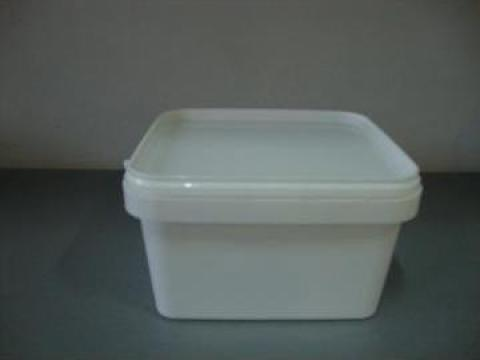 Ambalaje din plastic 1 l. patrat de la Iv Trading Ltd