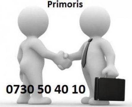 Gazduire sediu social de la Primoris Srl