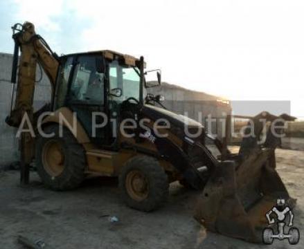 Inchiriere Buldoexcavator Caterpillar 428E de la ACN Piese Utilaje