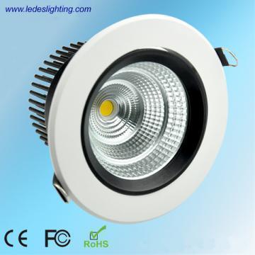 Bec 15W COB LED downlight de la Ningbo Ledes Lighting Co., Ltd
