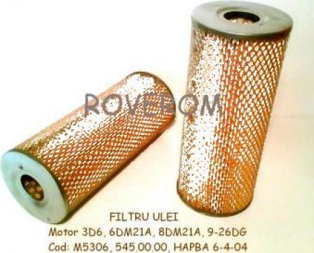 Filtru ulei (element) motor D6; 3D6; D12