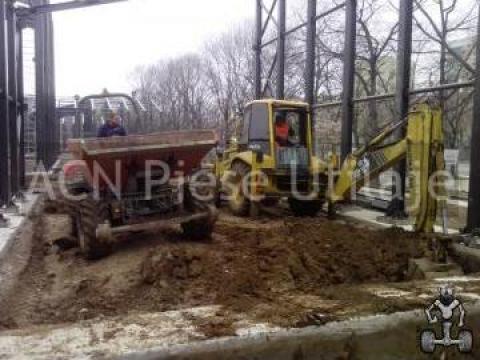 Fundatii si excavatii de la ACN Piese Utilaje