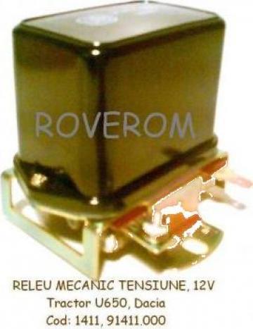 Releu mecanic tensiune 12V, U650, Dacia, Aro