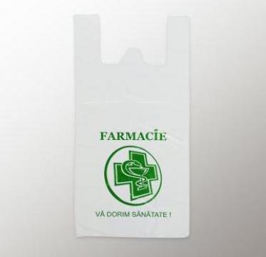 Sacose personalizate de la Plastic&Paper Distribution Srl.