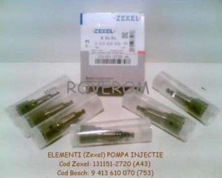 Elementi ( A43) pompa injectie motor Mitsubishi 6D20, 6D22 de la Roverom Srl