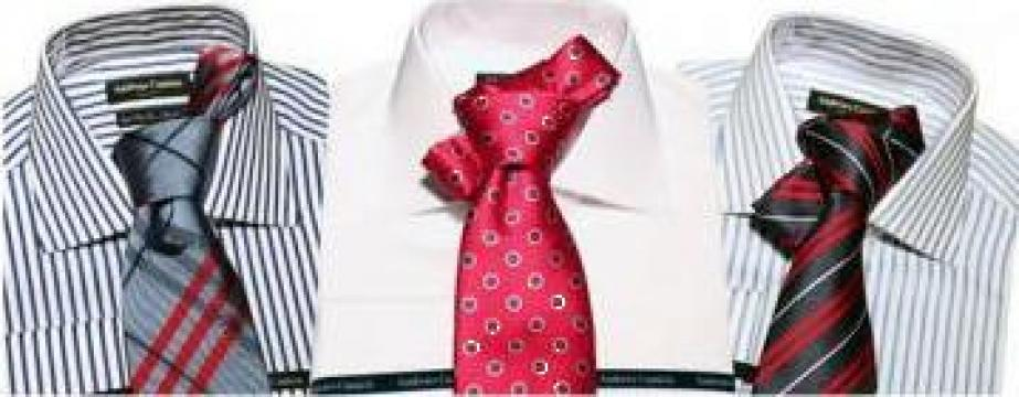 Camasi cu mansete pentru butoni de la Omnitech Trading