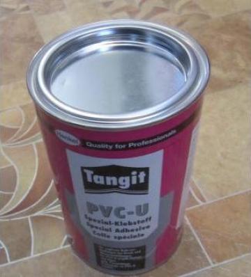 Adeziv PVC Tangit de la Baza Tehnica Alfa Srl