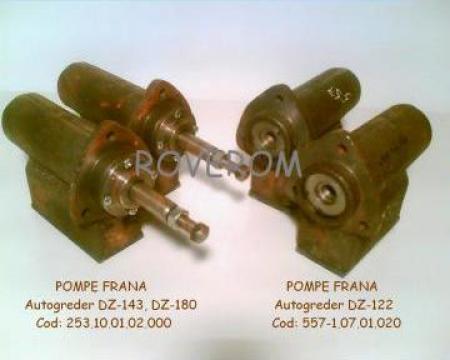 Pompe frana autogredere DZ-143, DZ-180, DZ-122