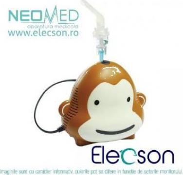 Nebulizator - Aparat aerosol Monkey Nebulizer EL001 de la Neomed