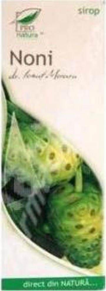 Sirop fructe Noni de la Sanosuplimente.ro