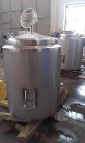 Rezervoare inox cu izolatie