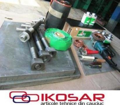 Imbinari si reparatii benzi transportoare de la Ikosar Srl