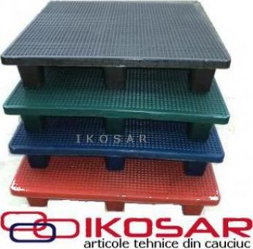 Platforme podet electroizolant mobil de la Ikosar Srl