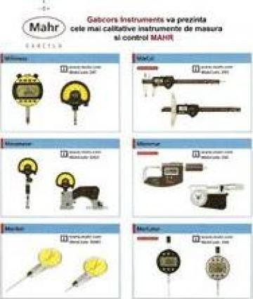 Instrumente de masura inaltime Mahr