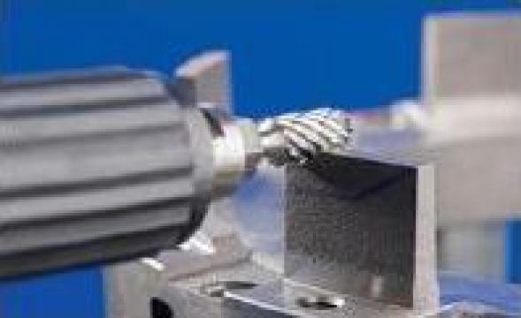 Freza biax carbura metalica pentru otel si otel turnat PFERD de la Akkord Group Srl