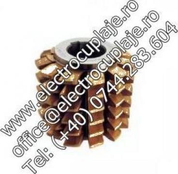 Freze melc modul DIN 5462 STAS 3091 N , HSS de la Electrofrane