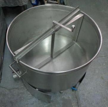 Vana 200 L pentru incalzire lapte