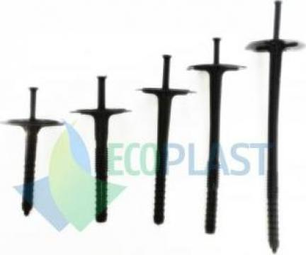 Dibluri polistiren 70mm de la Ecoplast Srl