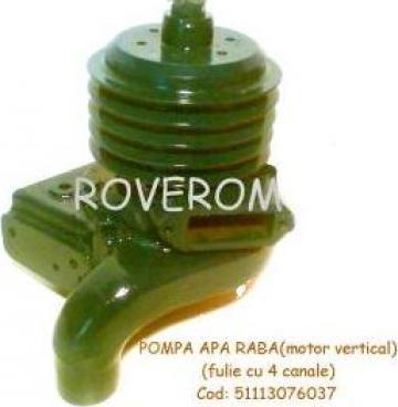 Pompa apa Raba, AG-180, S1501 (fulie cu 4 canale)