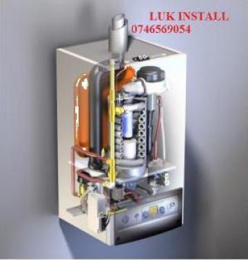 Instalare centrale termice Iasi de la Luk Install
