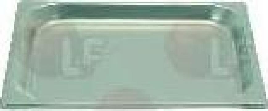Tava inox pentru chiuvete de la Ecoserv Grup Srl