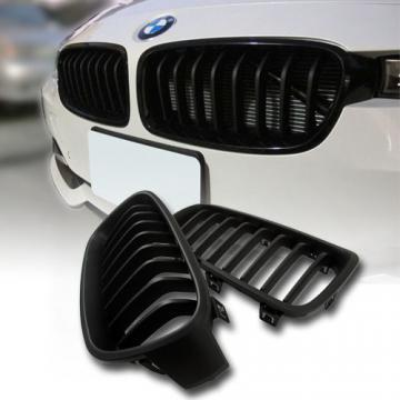 Grile negre tuning BMW F30 F31
