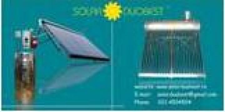 Panou solar casa verde 2014 de la Duo Best Grup Srl