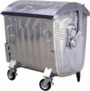 Container metalic 1100 L de la Green Vectory Srl
