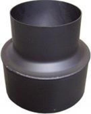 Reductie burlan din otel 2mm de la Lupalking Srl
