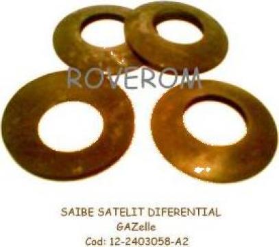 Saibe sateliti diferential Gazelle