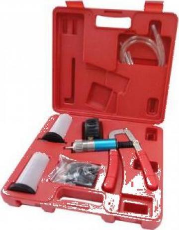 Pompa vacuum si presiune de la Zimber Tools