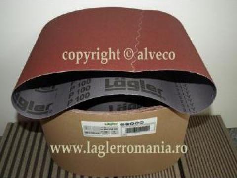 Banda abraziva 200x750 mm, G100 de la Alveco Montaj Srl