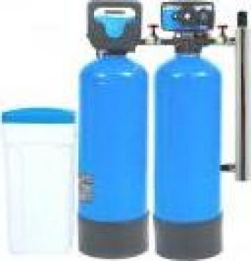 Instalatie dedurizare si tratare apa