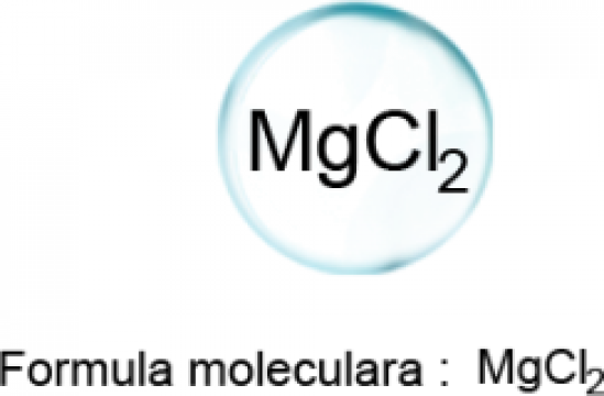 Clorura de magneziu pur - sac 25 kg