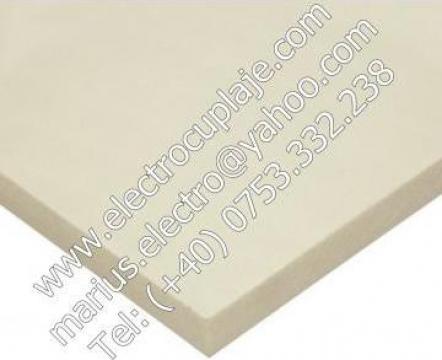 Placa poliamida 10 x 500 x 1000 mm