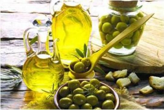 Ulei de masline extra virgin extras la rece Grecia