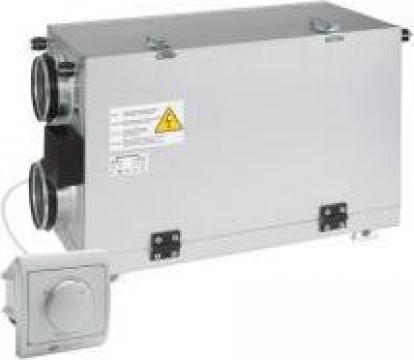 Centrala ventilatie cu recuperare de caldura VUT 300 mini de la Soft Media Srl