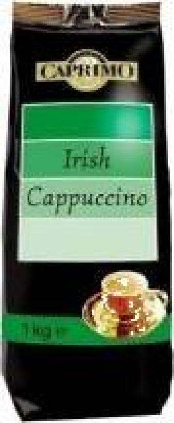 Cappuccino Irish Cappuccino Caprimo de la Poli Caffe Romania