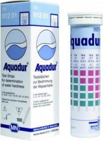 Teste pentru duritatea apei Aquadur de la Adis International Srl