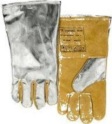 Manusi sudor MIG-MAG si MMA cu protectie din AL 10-2385 de la Bendis Welding Equipment Srl