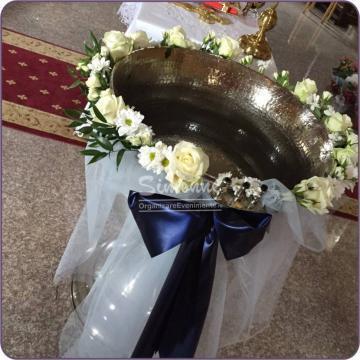 Decor cristelnita botez
