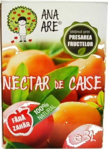 Nectar caise 100% natural 3 litri de la Avdat It Srl.