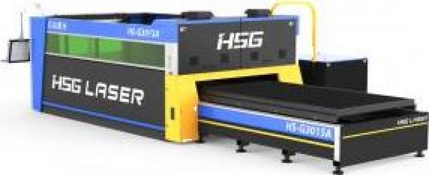 Centru prelucrare CNC Laser 300w metal de la Adline Industries