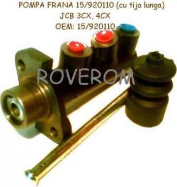 Pompa frana 15/920110 JCB 3CX, 4CX (cu tija lunga) de la Roverom Srl