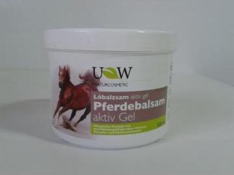 Crema cu efect racoritor Puterea Calului Phederbalsam 500 ml