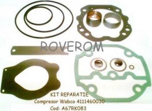 Set reparatie compresor Wabco 4111460030, Deutz, Hurlimann,